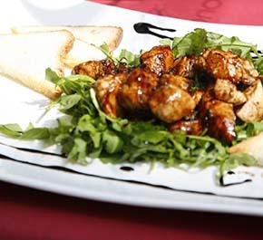 Balsamic-Glazed Chicken